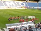 «Арсенал-Киев» — «Черноморец» — 1:1. После матча. Раванелли: «Со мной «Арсенал» ждет хорошее будущее»