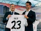Иско: «Для футболиста нет ничего выше, чем выступление за «Реал»