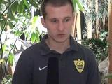 Александр Алиев: «Сдержал бы эмоции на поле, если бы забил «Локомотиву»