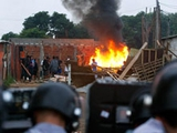 В Бразилии — почти война в интересах ЧМ-2014