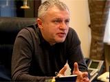 Игорь Суркис: «Нашему клубу сам бог велел вновь играть на «Олимпийском»