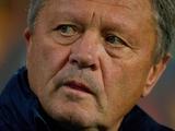Мирон Маркевич: «С той командой, которую я возьму, хочу достичь результата не хуже, чем в «Днепре» и «Металлисте»
