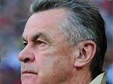 Хитцфельд останется у руля сборной Швейцарии