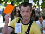 Кандидат на пост президента ФИФА предлагает ввести оранжевые карточки