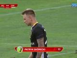 Польский футболист ударил в лицо одноклубника и был удален с поля (ВИДЕО)