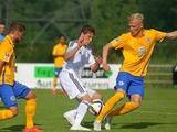 «Динамо» в контрольном матче обыграло «Айнтрахт»