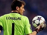 Касильяс провел 1000-й матч в карьере
