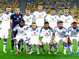 «Динамо» — «Линенсе»: стартовый состав киевлян