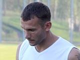 Андрей Шевченко выбрал для Украины группу в отборе ЧМ-2014