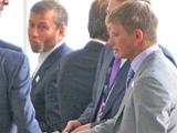 Заявку России в Цюрихе поддерживает Абрамович