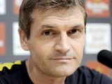 Виланова обратится к игрокам «Барселоны» по интернету