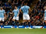 «Манчестер Сити» — первый клуб из Англии, который проиграл в четырех подряд матчах Лиги чемпионов