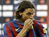 Златан Ибрагимович остается в «Барселоне»