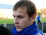 Олег Гусев вернулся в общую группу «Динамо»