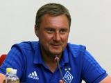 Александр ХАЦКЕВИЧ: «Должны сыграть намного лучше, чем в первом матче с «Маритиму»