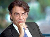 Массимо Моратти: «Майкон – важный игрок, и я принял решение не продавать его»