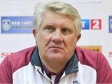 Официально. Сергей Ташуев – главный тренер донецкого «Металлурга»