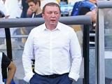 Владимир Шаран: «Уверен, если я останусь, в следующем сезоне мы попадем в первую шестерку»