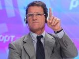 Фабио Капелло: «Хави — лучший полузащитник десятилетия»