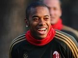 Робиньо: «Милан» способен справиться со своей задачей»