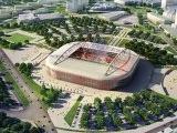 В 2014 году «Спартак» получит свой стадион