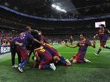 «Барселона» — обладатель Кубка чемпионов (ВИДЕО)