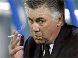 Анчелотти удивляется «Милану»