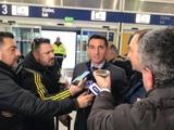 Маноло Хименес: «Мы должны взяться за дело с самого начала матча»
