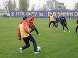 ФФУ предоставила «Арсеналу» поле стадиона НТК им. Банникова для тренировки