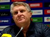 Сергей Ташуев: «Нагружаем не только мышцы, но и мозги футболистов»