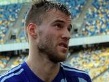 Андрей Ярмоленко: «Блохин сказал, что с завтрашнего дня у нас будет новый тренер»