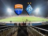 «Мариуполь» — «Динамо» — 2:3. ВИДЕО голов и обзор матча