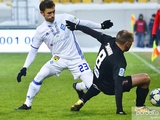 «Верес» — «Динамо»: стартовые составы команд