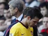Фабрегас не поехал с «Арсеналом» в Германию