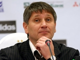 Сергей Ковалец сформировал штаб молодежной сборной Украины