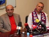 Кучук расторг контракт с киевским «Арсеналом»?