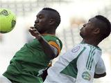 Нигерия с Брауном снова играет вничью на Кубке Африки