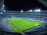 «Черноморец» потренировался на новом стадионе (ФОТО)