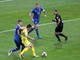 Отбор на ЧМ-2018: Исландия — Украина — 2:0. Обзор матча, статистика