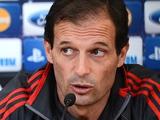 Аллегри: «Мечтаю возглавить сборную Италии»