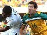 ЧМ-2010. Гана — Австралия — 1:1 (ВИДЕО)