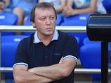 Владимир ШАРАН: «Матч с «Динамо» помог избежать провалов»