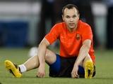 Иньеста: «Победа в примере важнее успеха в Лиге чемпионов»