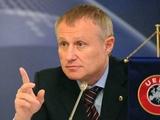 Григорий СУРКИС: «Одного закона футболу мало»