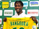 Федеральный суд Швейцарии запретил «Нанту» регистрировать игроков из-за Бангура