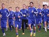 В субботу «Динамо» отправится на заключительный сбор