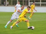 «Динамо» — Сборная Украины U-21 — 2:0. ФОТОрепортаж (38 фото)