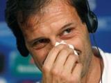 Аллегри продолжит работу на посту главного тренера «Милана»