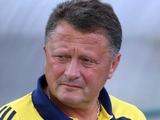 Мирон Маркевич: «Все зависит от того, какой дух будет в сборной»