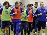 В тренировке «Динамо» приняли участие 28 футболистов